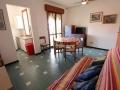 soggiorno appartamento trilocale in centro residence perla bibione