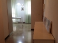 disimpegno appartamento bilocale con ampia terrazza residence caravelle porto santa margherita