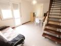 soggiorno appartamento trilocale al primo piano villa luca 6 bibione