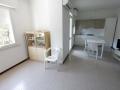 soggiorno cucina appartamento trilocale al secondo piano villa luca 8 bibione