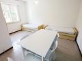 soggiorno appartamento trilocale al secondo piano villa luca 7 bibione