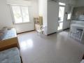 soggiorno appartamento trilocale al secondo piano villa luca 8 bibione