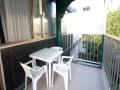 terrazzo monolocale vicino alla spiaggia villa verde bibione