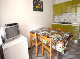 cucina soggiorno trilocale vicino alla spiaggia villa verde bibione
