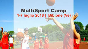 multisport camp 2018 bibione