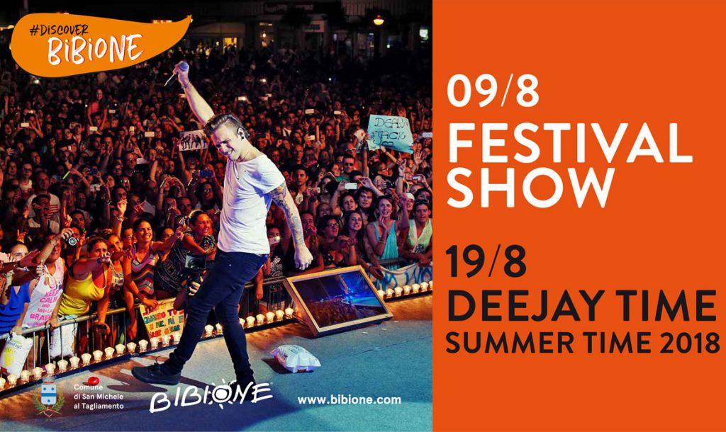 festival show bibione